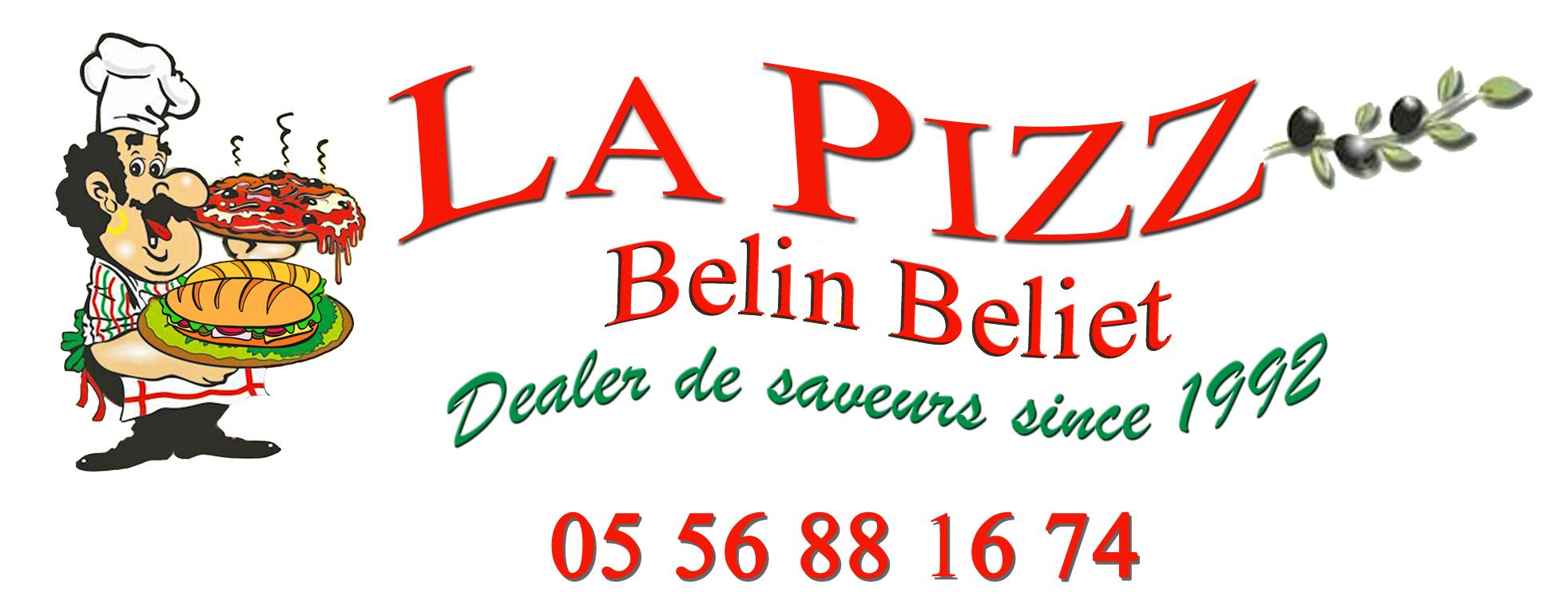 La pizz Belin Beliet